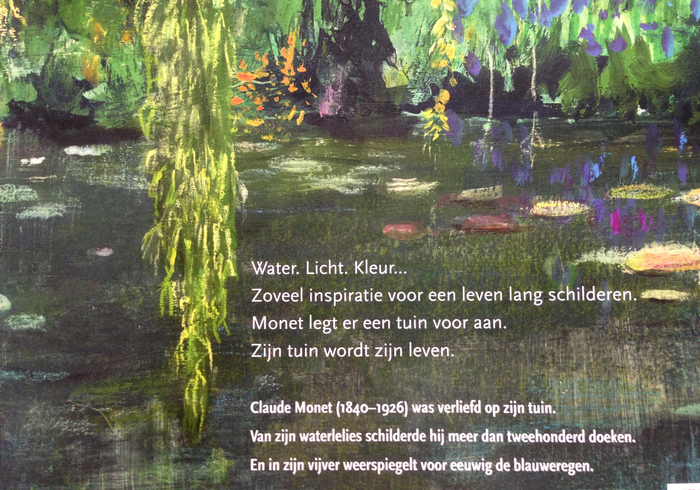 In de tuin van monet sidepic