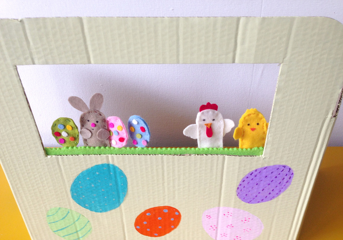 Make an Easter Theater